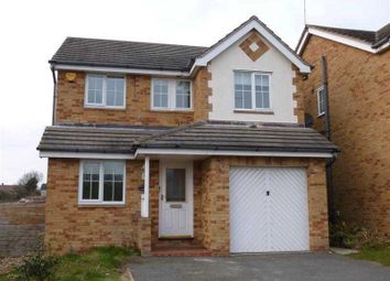 Thumbnail 4 bed detached house to rent in Holly Bank Close, Pleasley, Mansfield