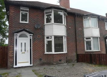 Thumbnail 3 bedroom semi-detached house to rent in New Lane, Bolton