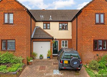 Thumbnail 3 bed terraced house for sale in Castle Road, St Albans, Hertfordshire
