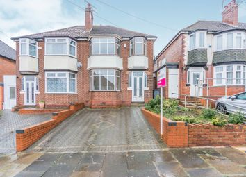 Thumbnail 3 bed semi-detached house for sale in Glyn Road, Quinton, Birmingham