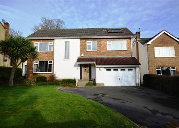 Thumbnail 5 bed detached house for sale in Grove Avenue, Coombe Dingle, Bristol