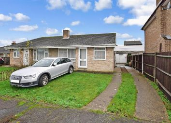 Thumbnail 3 bed semi-detached bungalow for sale in Hextable Close, Maidstone, Kent