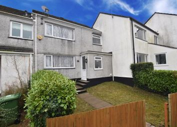 Thumbnail 3 bed terraced house for sale in Deer Park Drive, Plymouth