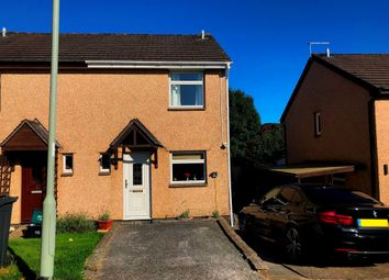 Thumbnail 2 bed semi-detached house for sale in Palace Meadow, Chudleigh, Newton Abbot