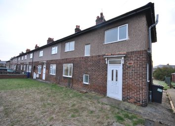 Thumbnail 2 bed end terrace house for sale in Tudor Road, Woodlands, Doncaster