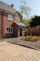 Thumbnail 4 bed semi-detached house for sale in The Mews, Tettenhall Wood, Wolverhampton