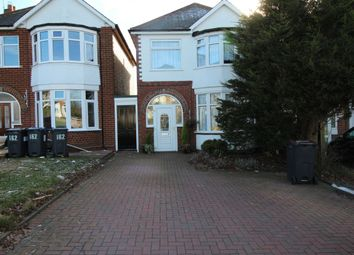 Thumbnail 3 bed property to rent in Ridgacre Road, Quinton, Birmingham