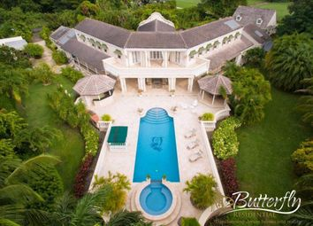 Thumbnail 11 bed detached house for sale in Sandy Lane Beach, Barbados