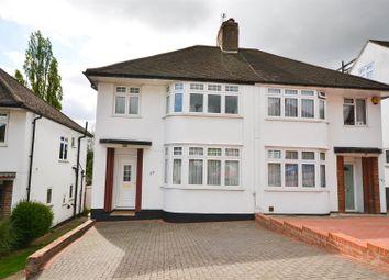 3 bed semi-detached house for sale in Meadway, High Barnet, Barnet EN5