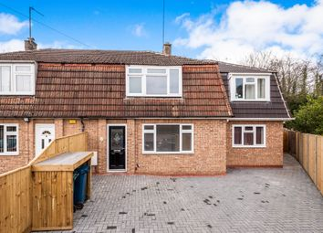 Thumbnail 3 bedroom terraced house for sale in Hardings Close, Littlemore, Oxford