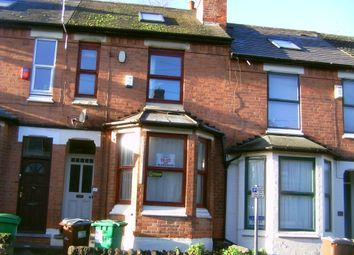 Thumbnail 6 bed terraced house to rent in Rothesay Avenue, Nottingham