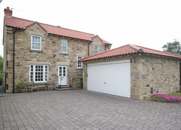Thumbnail 4 bedroom detached house for sale in Ovington, Prudhoe