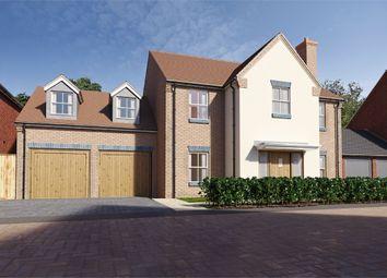 Thumbnail 5 bedroom detached house for sale in Hunters Grove, Cambridge Road, Puckeridge, Herts