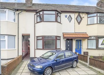 Thumbnail 2 bed terraced house for sale in Greenes Road, Whiston, Prescot