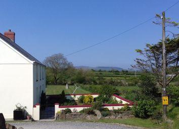 Thumbnail Farm for sale in Llangolman, Pembrokeshire