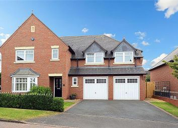 Thumbnail 5 bed detached house for sale in Dalefield Drive, Admaston, Telford