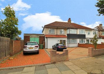 Thumbnail 4 bed semi-detached house for sale in Little Heath Road, Bexleyheath