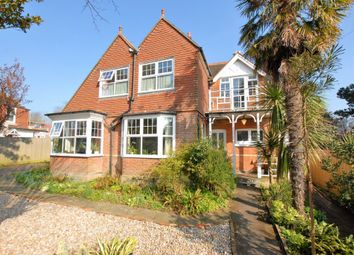 Thumbnail 4 bed detached house for sale in Hillcrest Road, Hythe