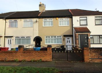 Thumbnail 3 bed terraced house for sale in Kingsway, Huyton, Liverpool, Merseyside