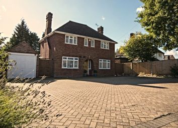 Thumbnail 3 bed detached house for sale in Whitley Wood Road, Reading
