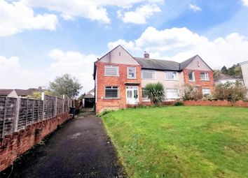 Thumbnail 4 bed semi-detached house for sale in Borrowdale Close, Penylan, Cardiff