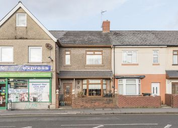 Thumbnail 2 bed terraced house for sale in Cromwell Road, Newport