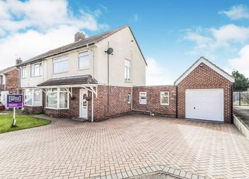 Thumbnail 3 bedroom semi-detached house for sale in Rochdale Avenue, Stockton-On-Tees