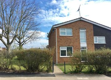 Thumbnail 3 bedroom semi-detached house for sale in Chatsworth Crescent, Ipswich