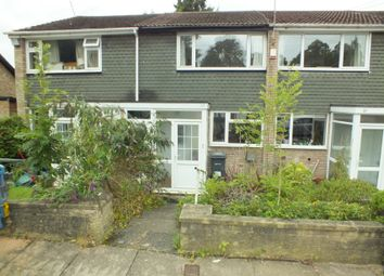 Thumbnail 2 bed terraced house for sale in Harewood Close, Hall Green, Birmingham