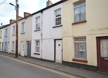 Thumbnail 2 bed terraced house for sale in Chapel Street, Tiverton, Devon