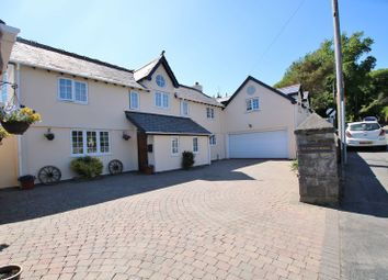 Thumbnail 4 bed detached house for sale in Ballagawne Road, Ballabeg