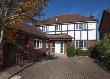 Thumbnail 4 bedroom detached house for sale in Holmwood Gardens, Westbury-On-Trym, Bristol