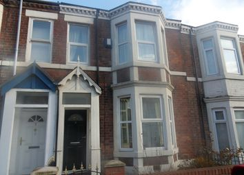 Thumbnail 3 bedroom terraced house for sale in Warwick Street, Heaton, Newcastle Upon Tyne