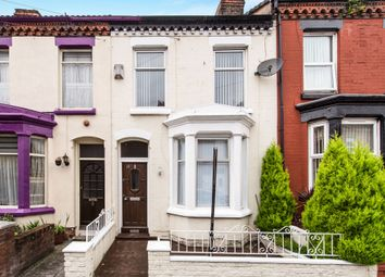 Thumbnail 2 bedroom terraced house for sale in Seddon Road, Garston, Liverpool