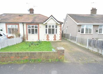 Thumbnail 3 bedroom semi-detached bungalow to rent in High Road, Orsett, Essex