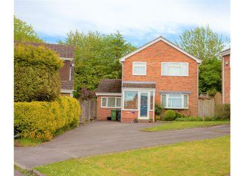 Thumbnail 4 bed detached house for sale in Heath Close, Fair Oak, Eastleigh