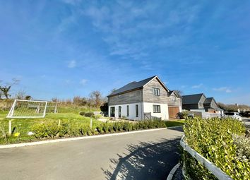 Thumbnail 4 bed detached house for sale in Redwood Drive, Loddiswell, Kingsbridge