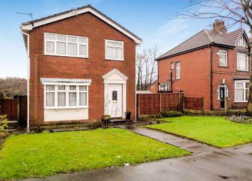 Thumbnail 3 bedroom detached house for sale in Crompton Way, Tonge Fold, Bolton