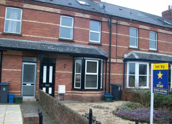 Thumbnail 3 bed terraced house to rent in Alexandra Terrace, Broadclyst Station, Exeter