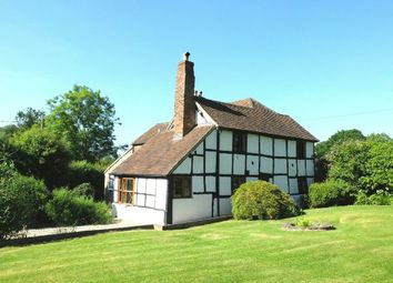 Thumbnail 3 bedroom detached house for sale in Four Oaks, Newent