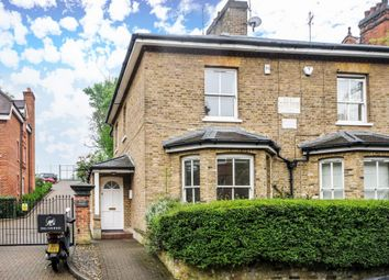 Thumbnail 3 bedroom semi-detached house for sale in Platts Lane, Hampstead NW3,