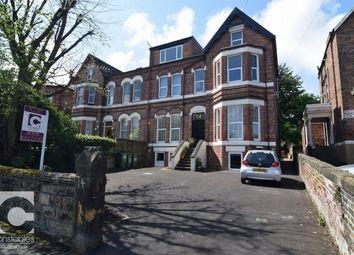 Thumbnail 2 bedroom flat to rent in 14 Wellington Road, Oxton, Prenton, Merseyside