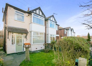 Thumbnail 2 bed semi-detached house for sale in Ormskirk Road, South Reddish, Stockport