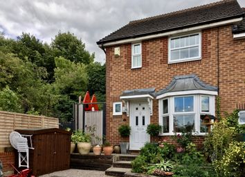 Thumbnail 2 bed end terrace house for sale in Plumpton Way, Alton