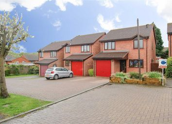 Thumbnail 3 bed detached house for sale in The Fleet, Springfield, Milton Keynes