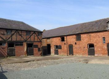 Thumbnail Barn conversion for sale in Great Ness, Shrewsbury