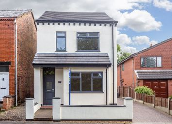 Thumbnail 3 bed detached house for sale in Wigan Road, Shevington, Wigan