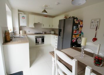 Thumbnail 3 bed detached house for sale in Dewhirst Close, Leadgate, Consett