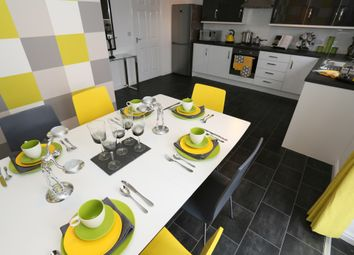 Thumbnail 4 bed detached house for sale in The Longford, Broad Park, Broad Lane, South Elmsall