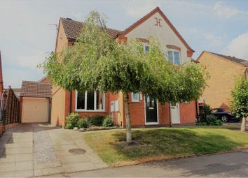 Thumbnail 3 bedroom semi-detached house for sale in Deer Park Drive, Arnold